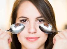 cara menghilangkan mata panda